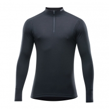 Devold Hiking Man Half Zip Neck black