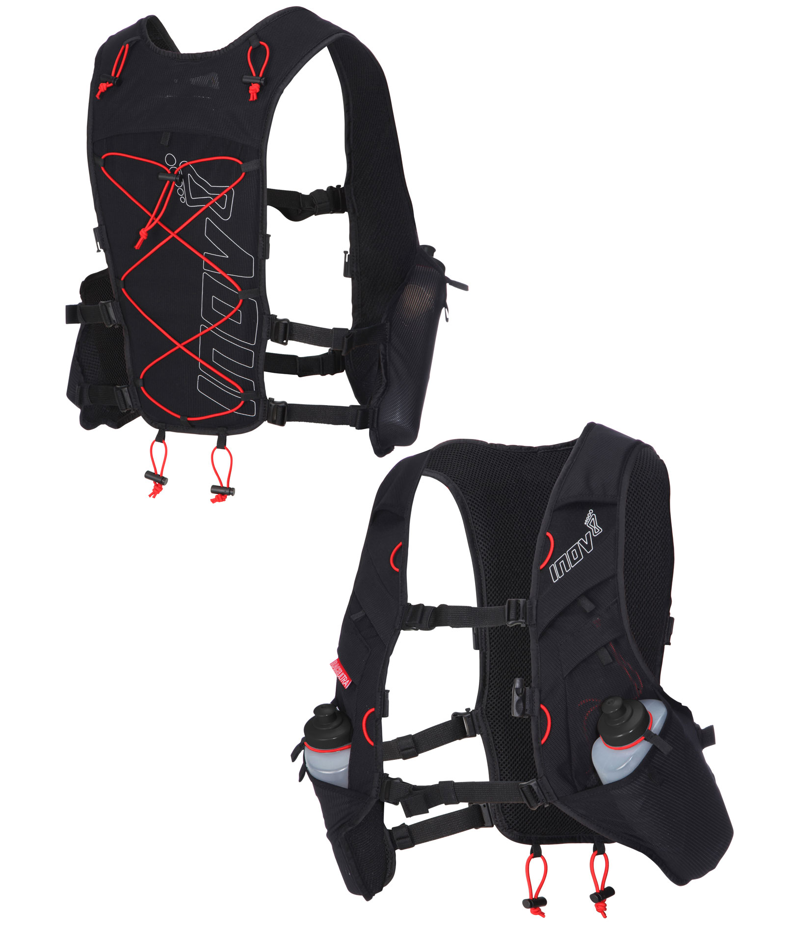 Inov-8 Race Ultra Vest 3.5L black-red
