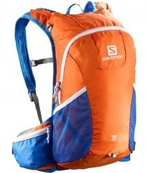 Salomon Trail 20 clementine-X