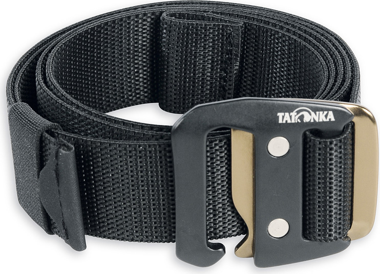Tatonka Stretch Belt black 32 mm