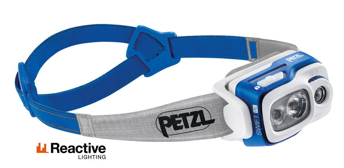Petzl Swift RL azul
