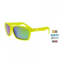 Goggle Monza matt neon yellow