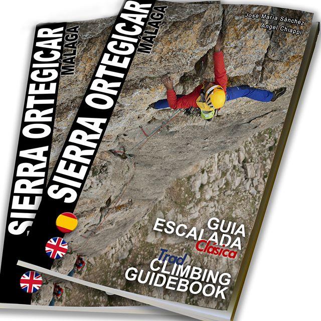 Guía de escalada clásica Sierra Ortegícar, Málaga
