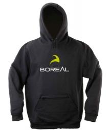 Boreal Sudadera Logo negro