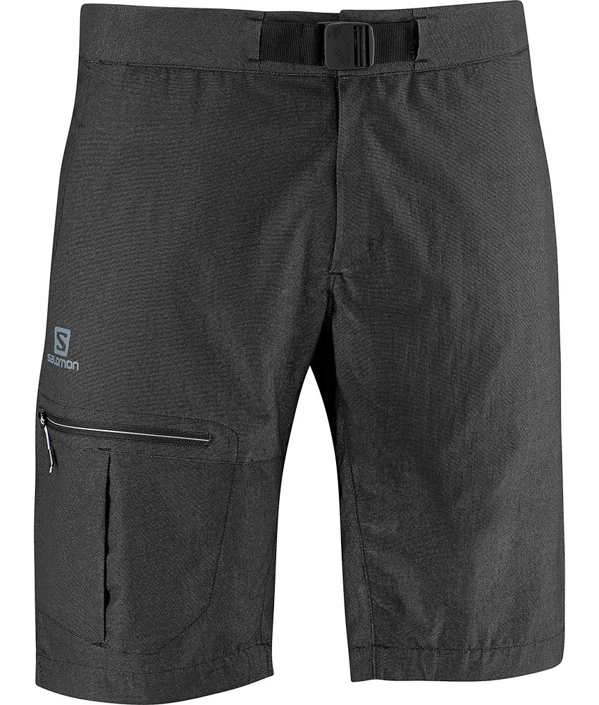 Salomon 1/4 Minim Short M dark cloud