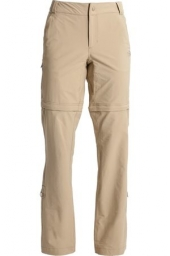 TNF Exploration Convertible Pant W dune beige