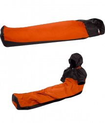 Mammut Kompakt Bivi dark orangeblack