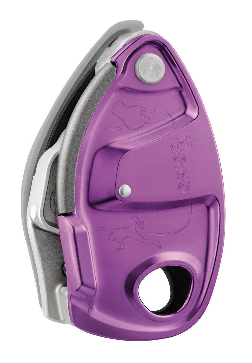Petzl Grigri® + violeta