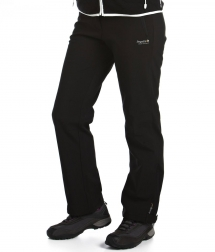 Regatta Woman Geo Softshell Trousers Long