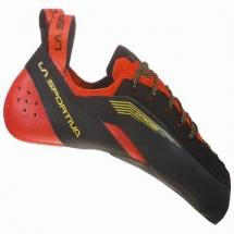 La Sportiva Testarossa red black