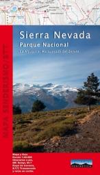 Mapa-Guía P.N. Sierra Nevada. La Alpujarra-Marquesado del Zenete