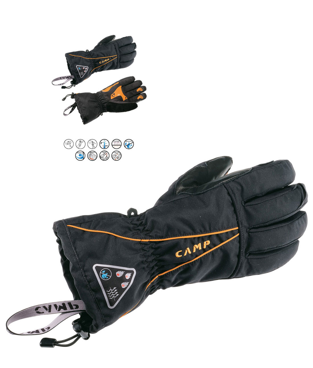 Camp G Shell+Lite Glove