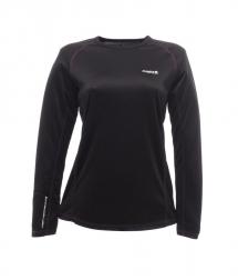 Regatta Women's Base L/S T-Shirt black