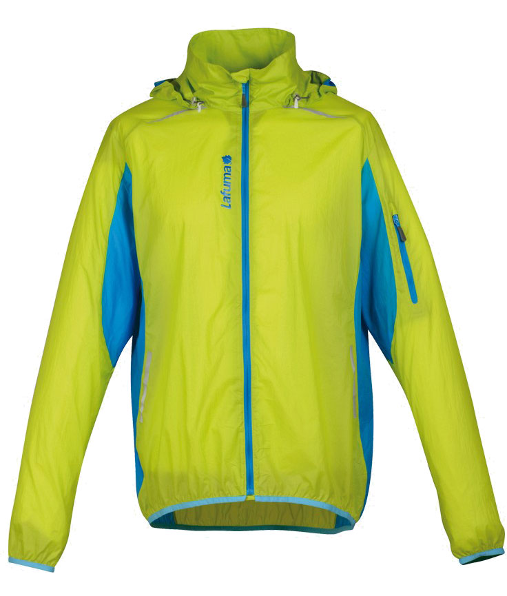 Lafuma Trail Run Wind Active acid green