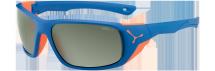 Cébé Jorasses L Matt Blue Orange Variochrom