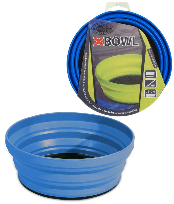 Sea to Summit X-Bowl azul