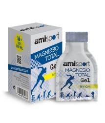 AML Sport Magnesio Total Gel 10 ml limón