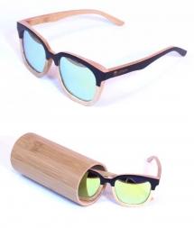 LePirate Girl Bamboo Glasses aosta