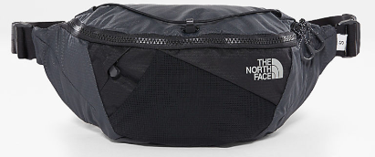 TNF Lumbnical asphalt grey S