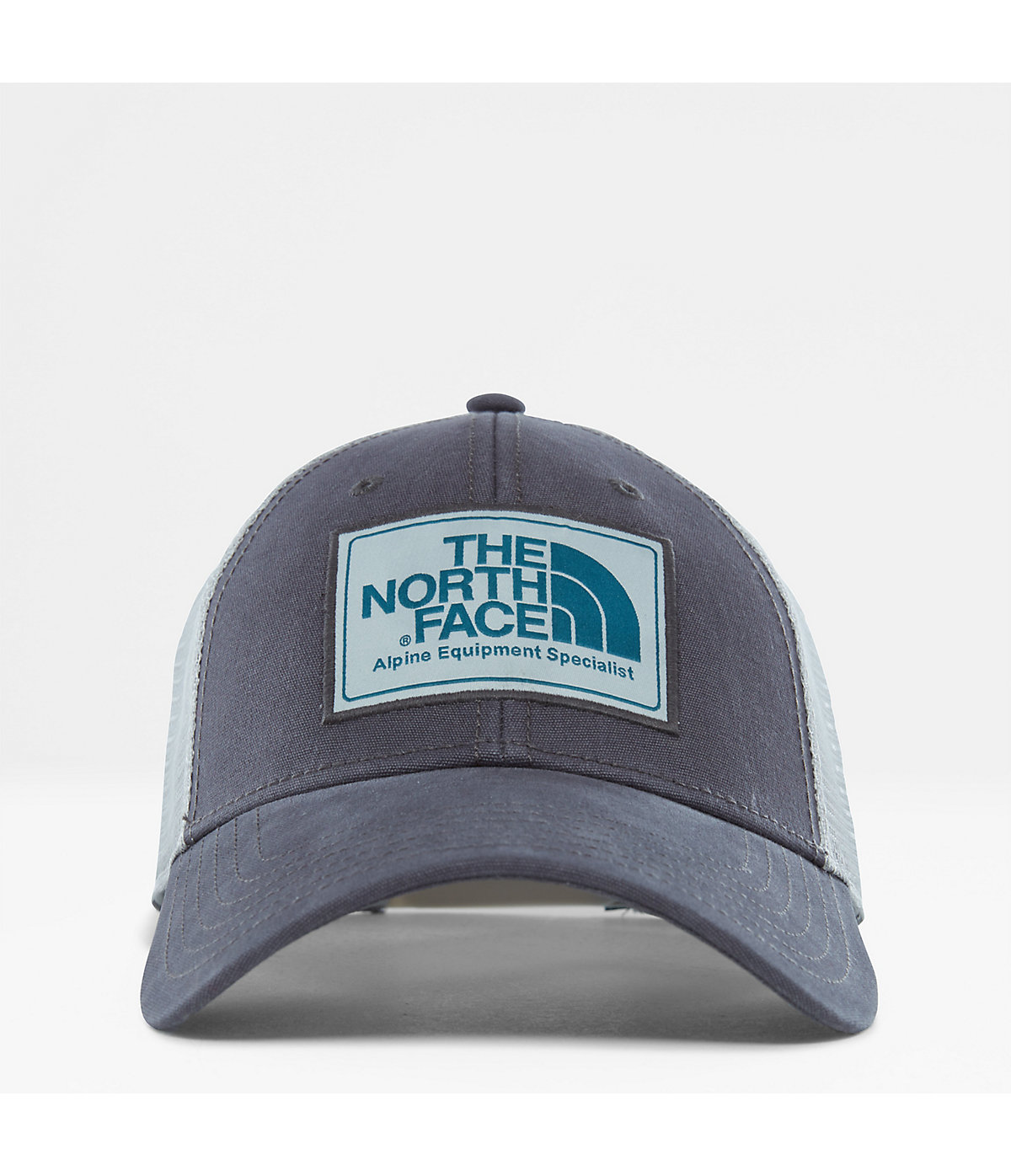 TNF Mudder Trucker Hat asphalt grey