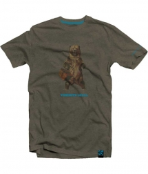 Five Ten Bear Tee coffe