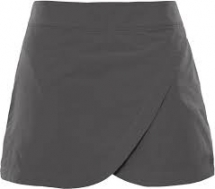 TNF Inlux Skort vanadis grey W