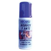 Nikwax Nobuck y Ante esponja 125 ml.