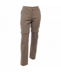 Regatta Geo Extol Zip-Off Trousers roasted