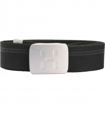 Haglöfs Stretch Webbing Belt black