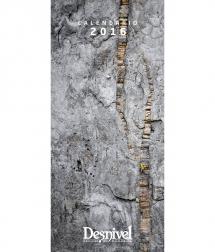 Calendario Desnivel 2016