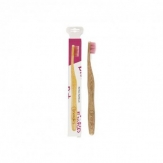 Cepillo dental bambu- rosa Nordics