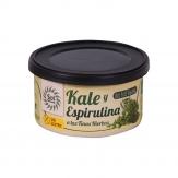 Paté Kale y Espirulina Bio 125 gr