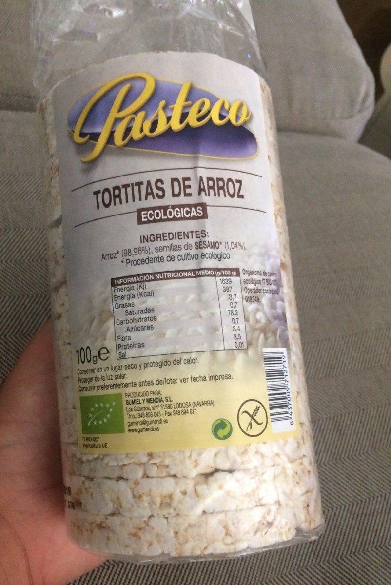 Tortitas de Arroz 100 gr