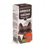 Bebida de Arroz con Cacao Infantil Eco 200 ml