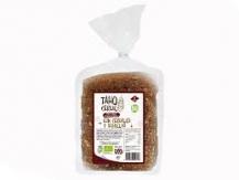 Pan de  Molde Integral con Cereales y Semillas Bio 400 gr