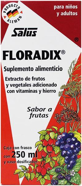 Floradix Hierro 250 ml