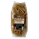 Espirales Pasta Andina de Arroz y Quinoa 500g