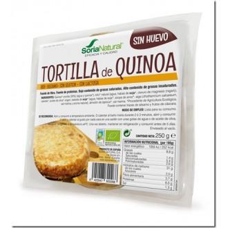 Tortilla de Quinoa 250 gramos
