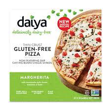 Pizza margarita daiya