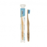 Cepillo dental bambu - azul Nordics