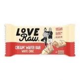 wafer bars love row chocolate blanco 45