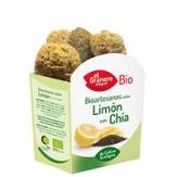 Galletas Artesanas Limón con Chia 220 gr