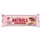 barrita cacao cacahuete raw natruly 40g