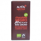 Chocolate Negro 85% mascao Eco 80 g Alternativa 3