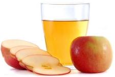 Zumo de manzana roja 750 bio