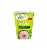 Yogur Soja te Matcha & Frambuesa 400 gr