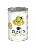 Leche de Coco Bio Lata Coco-King 400 ml