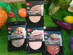Lonchi veggie salami bio