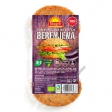 Hamburguesa de seitan Berenjena x2 160 g
