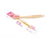 Cepillo Dental niños Bambu- Rosa